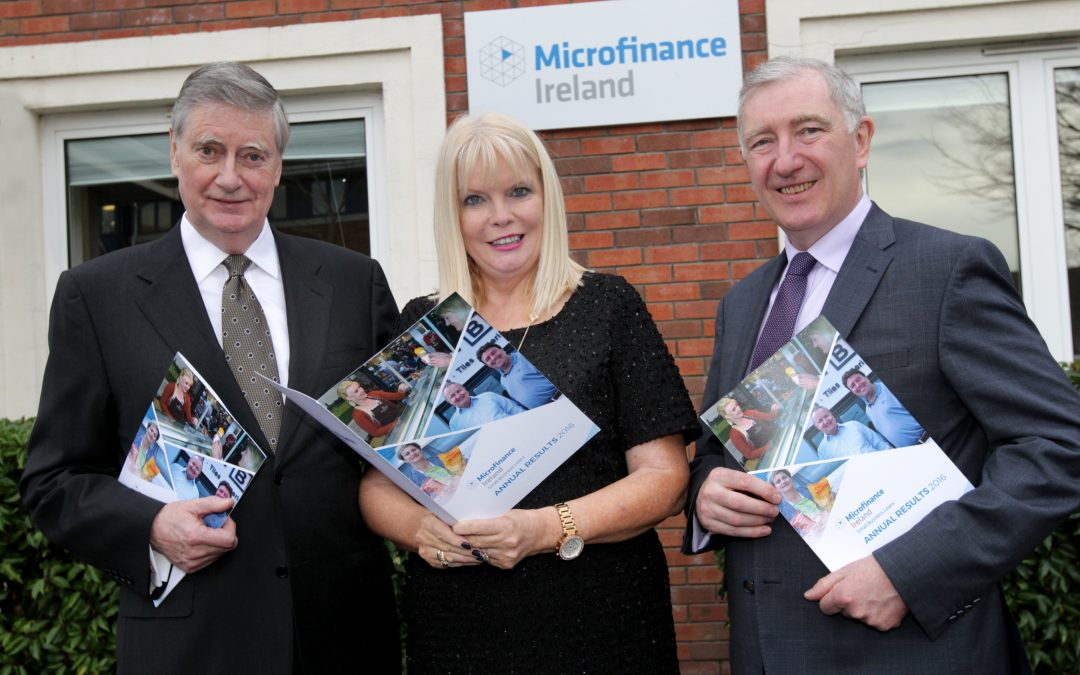 Microfinance Ireland Progress Report Q3 2017